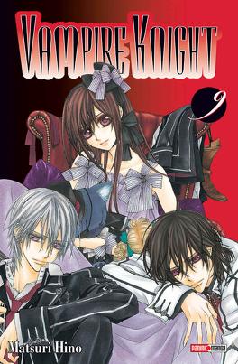 Couverture du livre : Vampire Knight, Tome 9