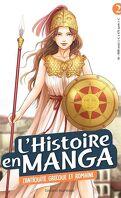 L'Histoire en manga, Tome 2 : L'Antiquité grecque et romaine