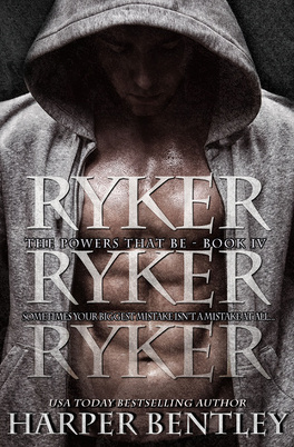 Couverture du livre : The Powers That Be, Tome 4 : Ryker