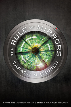 Couverture de The Rule of Mirrors
