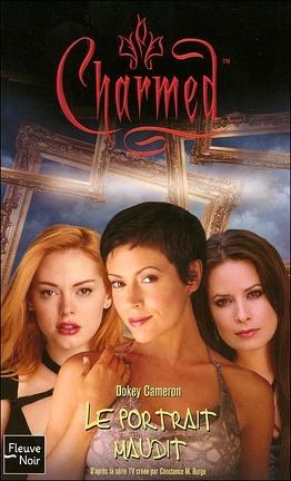 Couverture du livre : Charmed, Tome 31 : Le Portrait Maudit