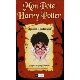 Couverture du livre : Mon pote Harry Potter