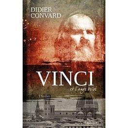 Couverture du livre : Vinci et l'ange brisé