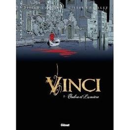 Couverture du livre : Vinci, Tome 2 : Ombre et lumière