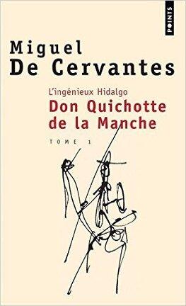 Couverture du livre : Don Quichotte, Tome 1