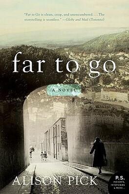 Couverture du livre : Far to Go