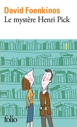 Couverture du livre : Le Mystère Henri Pick