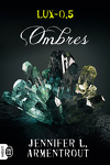 couverture Lux, Tome 0.5 : Ombres