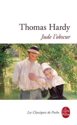 Couverture du livre : Jude l'Obscur