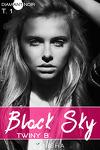 couverture Black sky, tome 1