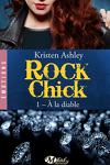 couverture Rock Chick, Tome 1 : À la Diable