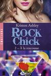couverture Rock Chick, Tome 2 : À la Rescousse