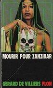 SAS, Tome 30 : Mourir pour Zanzibar