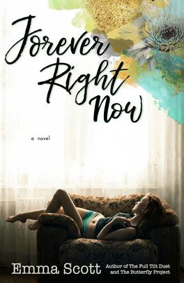 Couverture du livre : Forever Right Now