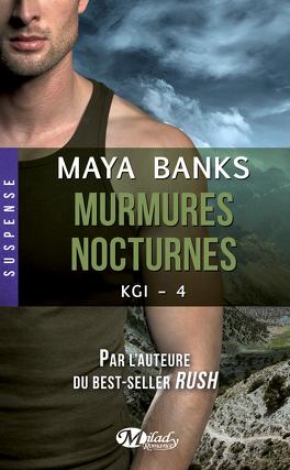 Couverture du livre : KGI, Tome 4 : Murmures nocturnes
