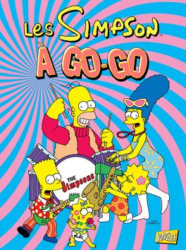 Couverture du livre : Les Simpson, Tome 23 : À go-go