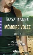 KGI, Tome 3 : Mémoire volée