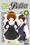 couverture Mei's Butler, Tome 2