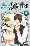 couverture Mei's Butler, Tome 3