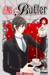 couverture Mei's Butler, Tome 6