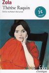 couverture Thérèse Raquin