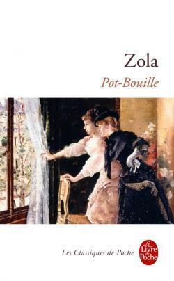Couverture du livre : Pot-Bouille