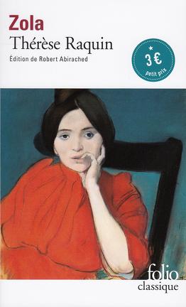 Couverture du livre : Thérèse Raquin
