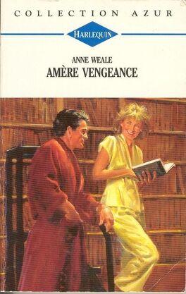 Couverture du livre : Amère vengeance