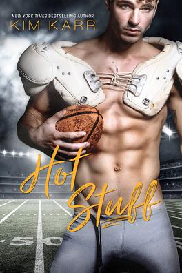 Couverture du livre : Hot Stuff