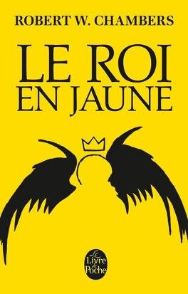 Couverture du livre : Le Roi en jaune
