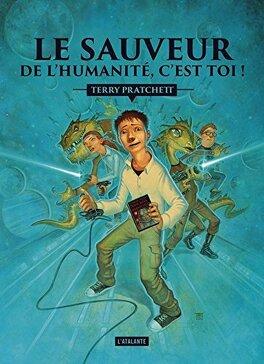 Couverture du livre : Le Sauveur de l'humanité
