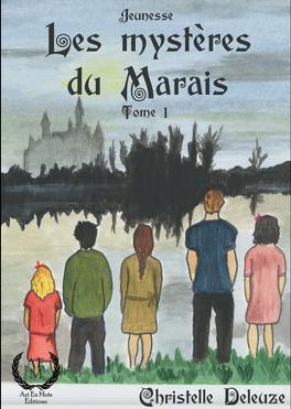 Couverture du livre : Les mystères du marais