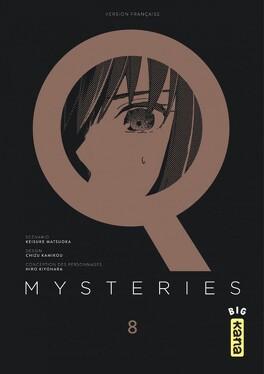 Couverture du livre : Q Mysteries, Tome 8