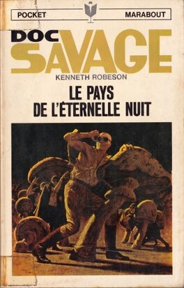 Doc Savage N 16 Le Pays De L Eternelle Nuit Livre De