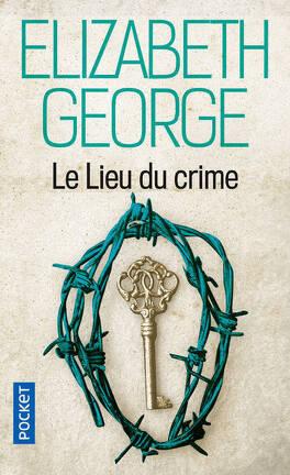 Couverture du livre : Le Lieu du crime