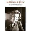 Lettres à Etty