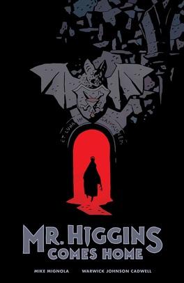 Couverture du livre : Mr Higgins comes home