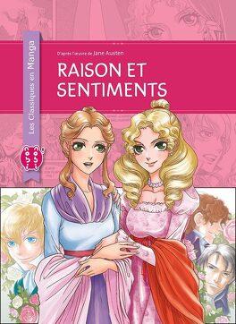Couverture du livre : Raison et Sentiments (Manga)