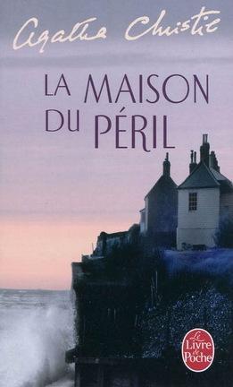 Couverture du livre : La Maison du péril