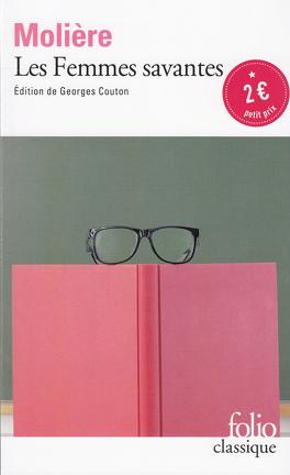 Couverture du livre : Les Femmes savantes