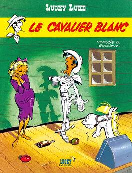 Couverture du livre : Lucky Luke, Tome 43 : Le cavalier blanc