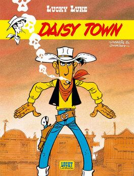 Couverture du livre : Lucky Luke, Tome 51 : Daisy Town