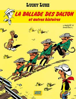 Couverture du livre : Lucky Luke, Tome 55 : La Ballade des Dalton et autres histoires