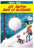Lucky Luke, Tome 22 : Les Dalton dans le blizzard