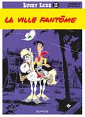 Lucky Luke, Tome 25 : La ville fantôme