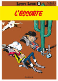 Lucky Luke, Tome 28 : L'escorte