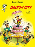Lucky Luke, Tome 34 : Dalton city