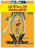Lucky Luke, Tome 27 : Le 20ème de cavalerie