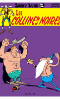 Lucky Luke, Tome 21 : Les Collines noires