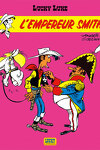 couverture Lucky Luke, Tome 45 : L'Empereur Smith